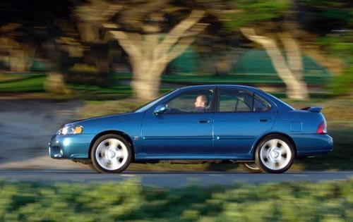 Nissan Sentra S 2003 NISSAN SENTRA - Image #18
