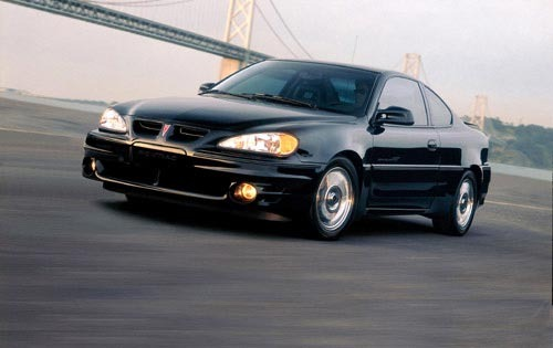 2002 Pontiac Grand Am GT  exterior #3