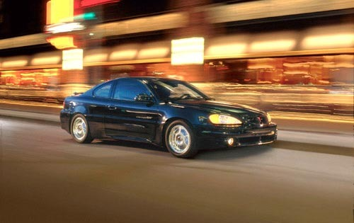 2002 Pontiac Grand Am GT  exterior #1
