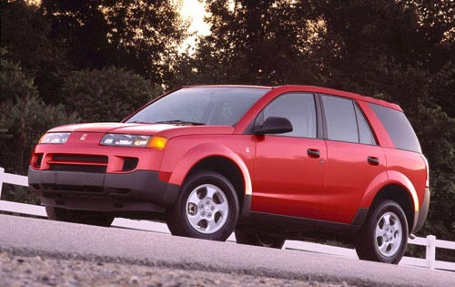 2002 Saturn VUE AWD 4dr S exterior #2