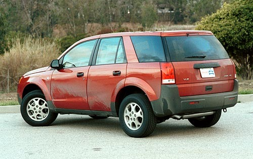 2002 Saturn VUE AWD 4dr S exterior #9