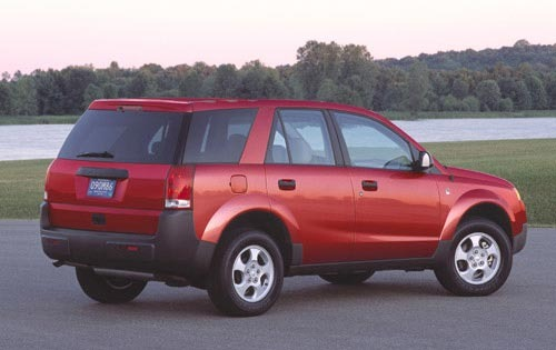2002 Saturn VUE AWD 4dr S exterior #10