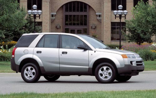 2002 Saturn VUE AWD 4dr S exterior #8