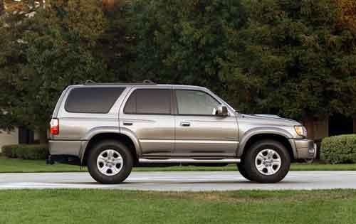 2002 Toyota 4Runner #2 2000 Toyota 4Runner SR5 4 Exterior #2
