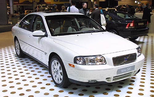 2002 Volvo S80 T6 75th An exterior #3