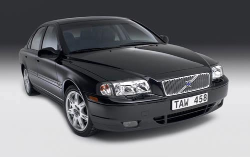 2002 Volvo S80 T6 75th An exterior #1