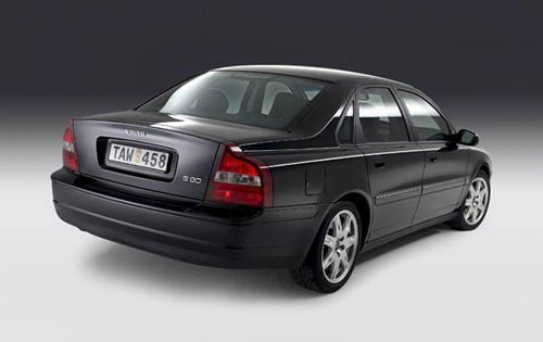 2002 Volvo S80 T6 75th An exterior #8