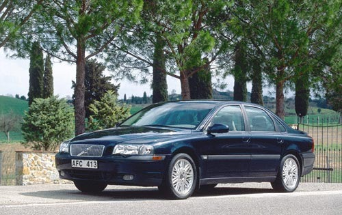 2002 Volvo S80 T6 75th An exterior #2