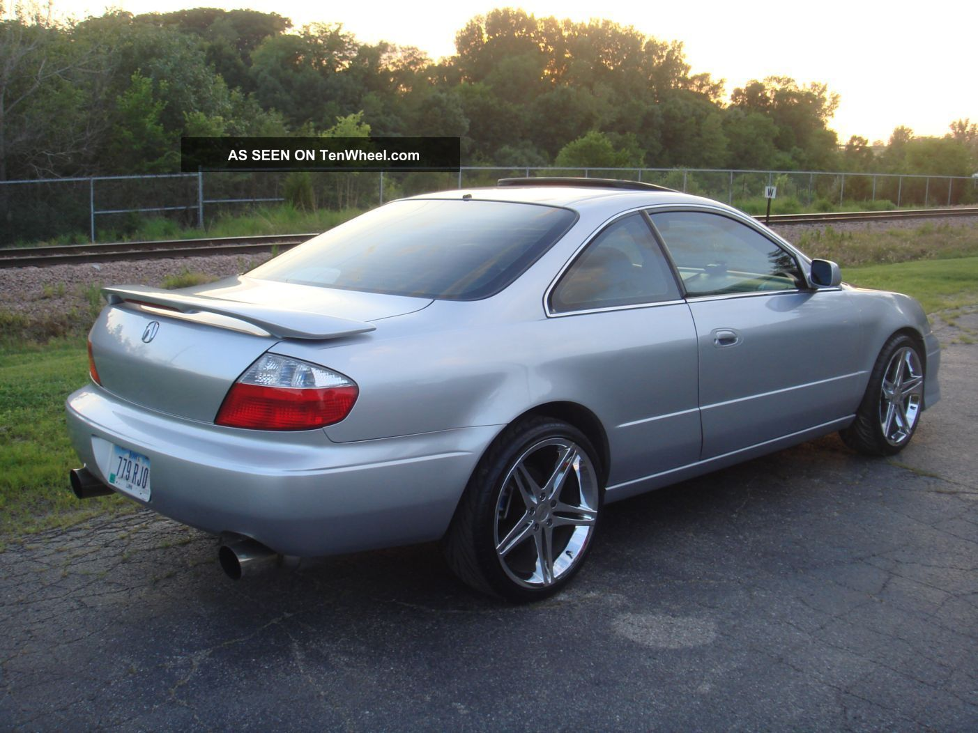 2003 Acura Cl Image 15