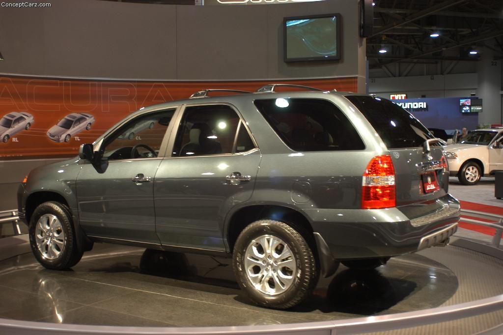 ACURA MDX Image - Acura 2003 mdx