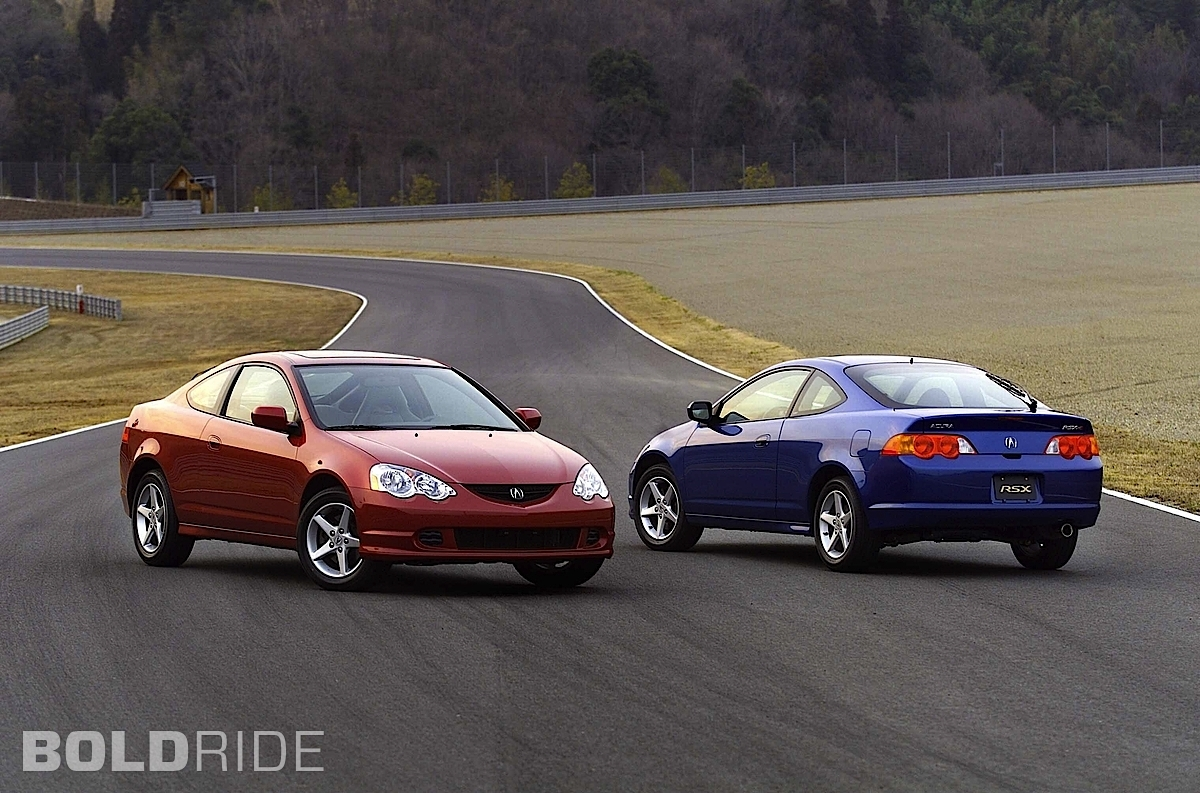 Acura RSX Information And Photos ZombieDrive - 2003 acura rsx base