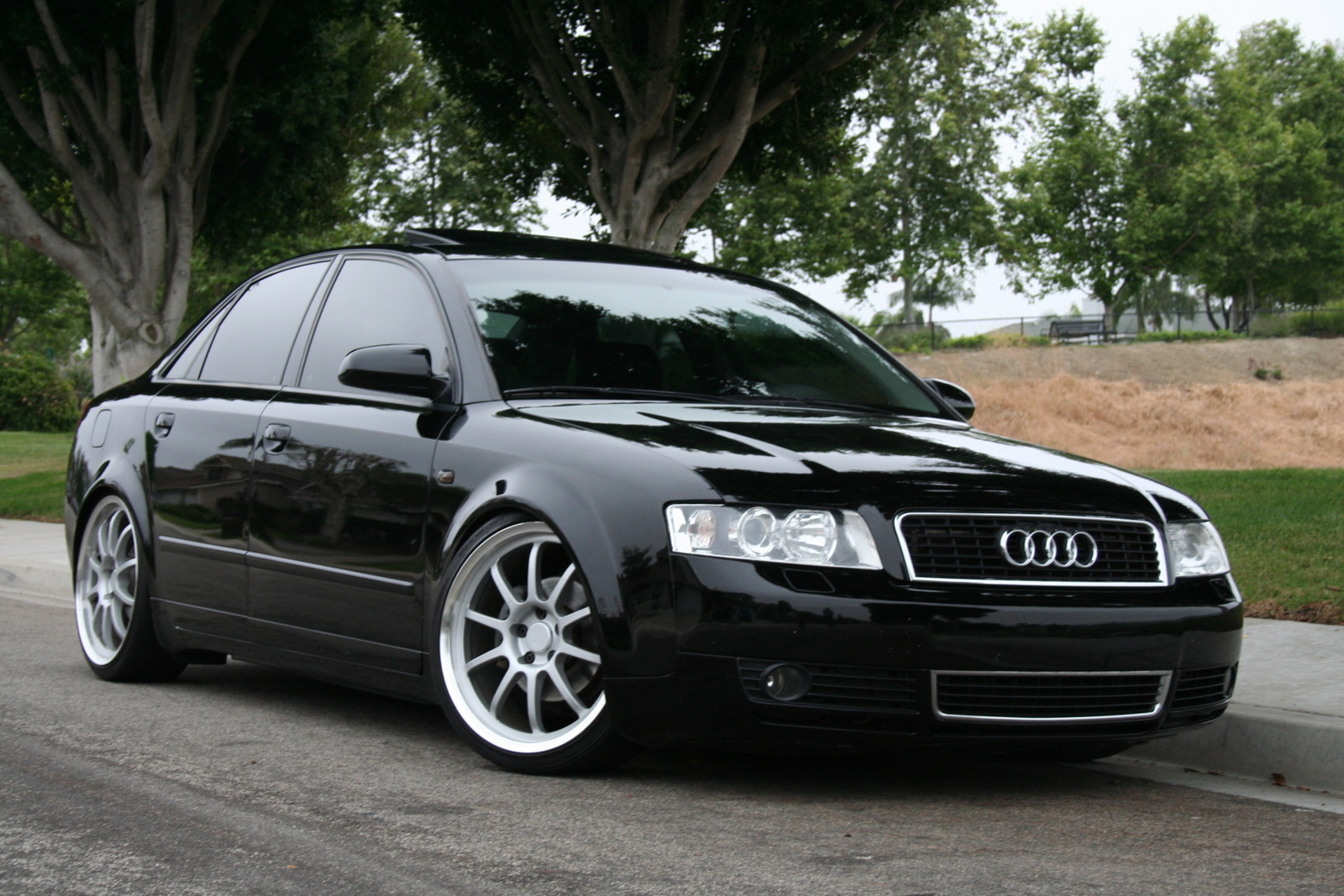 2003 audi a4 - information and photos - zombiedrive