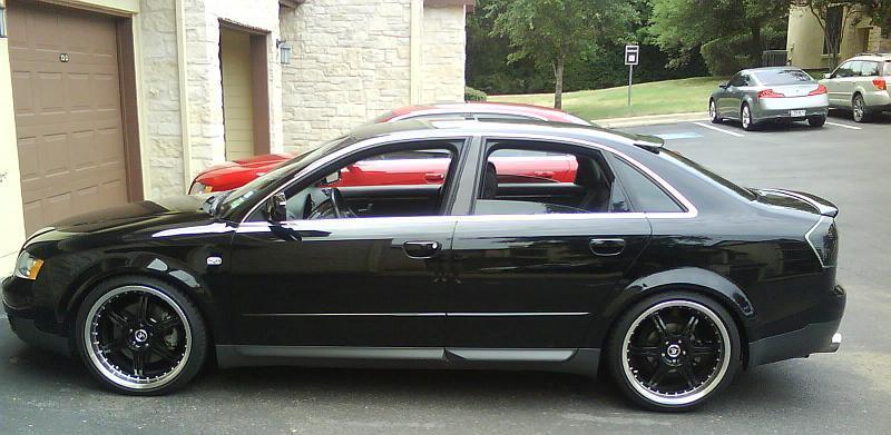 2003 Audi A4 Image 9