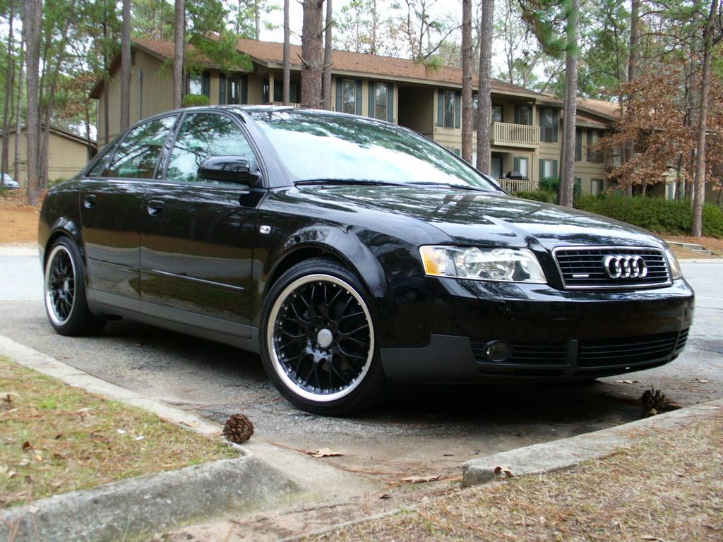 2003 Audi A4 Image 4