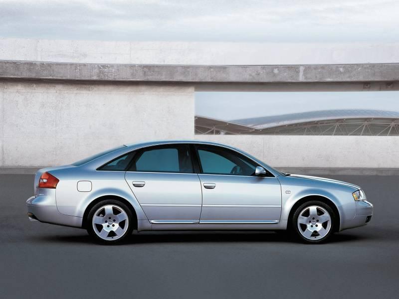 2003 Audi A6 Image 25