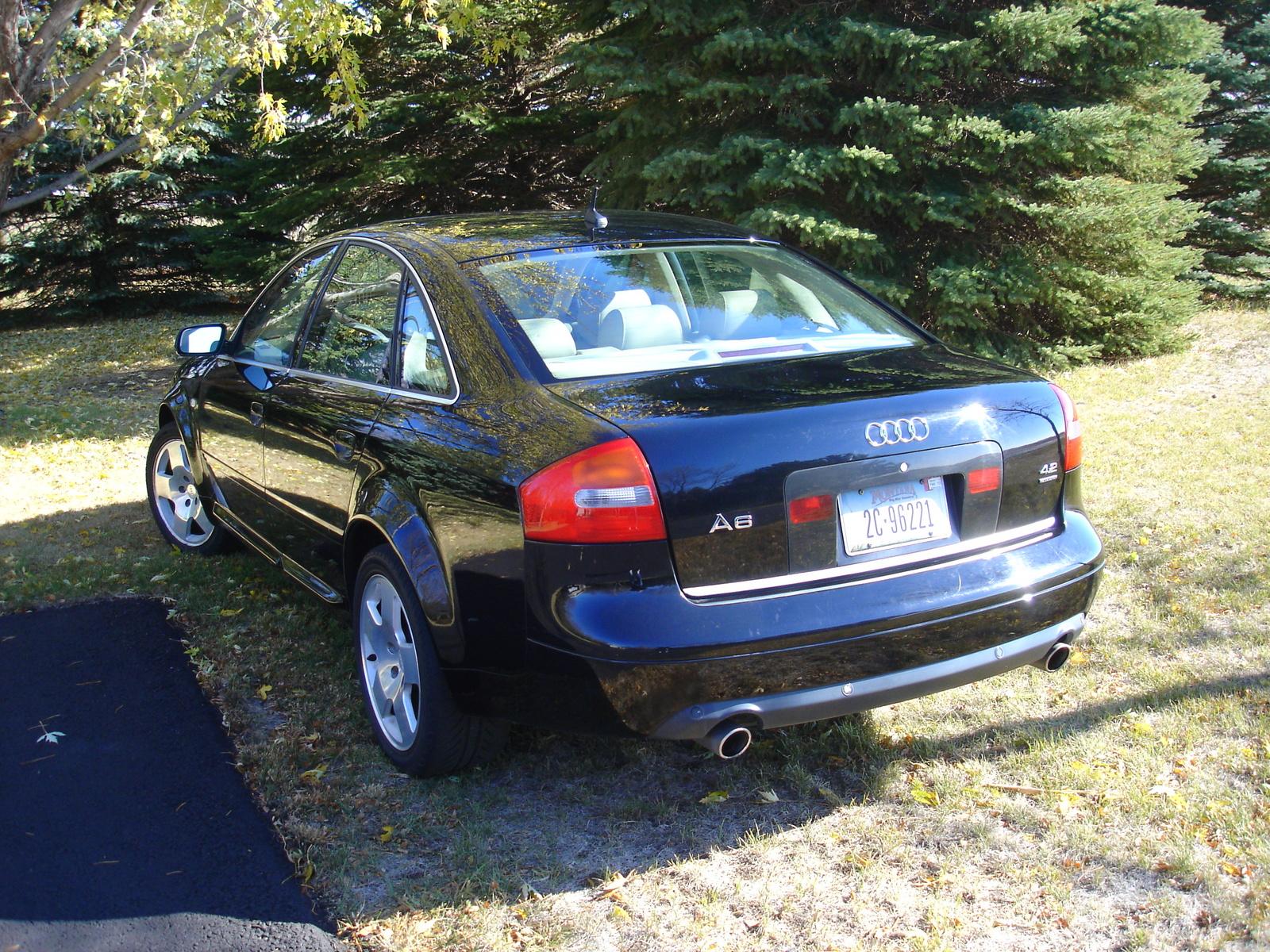 2003 Audi A6 Image 16