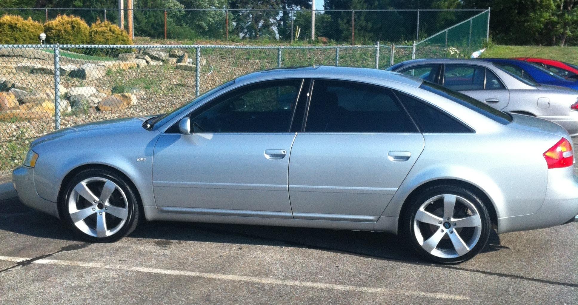 2003 Audi A6 Image 21
