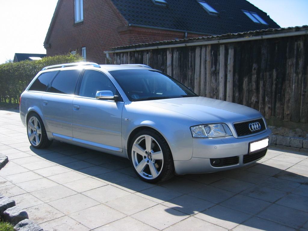 2003 Audi A6 Image 20