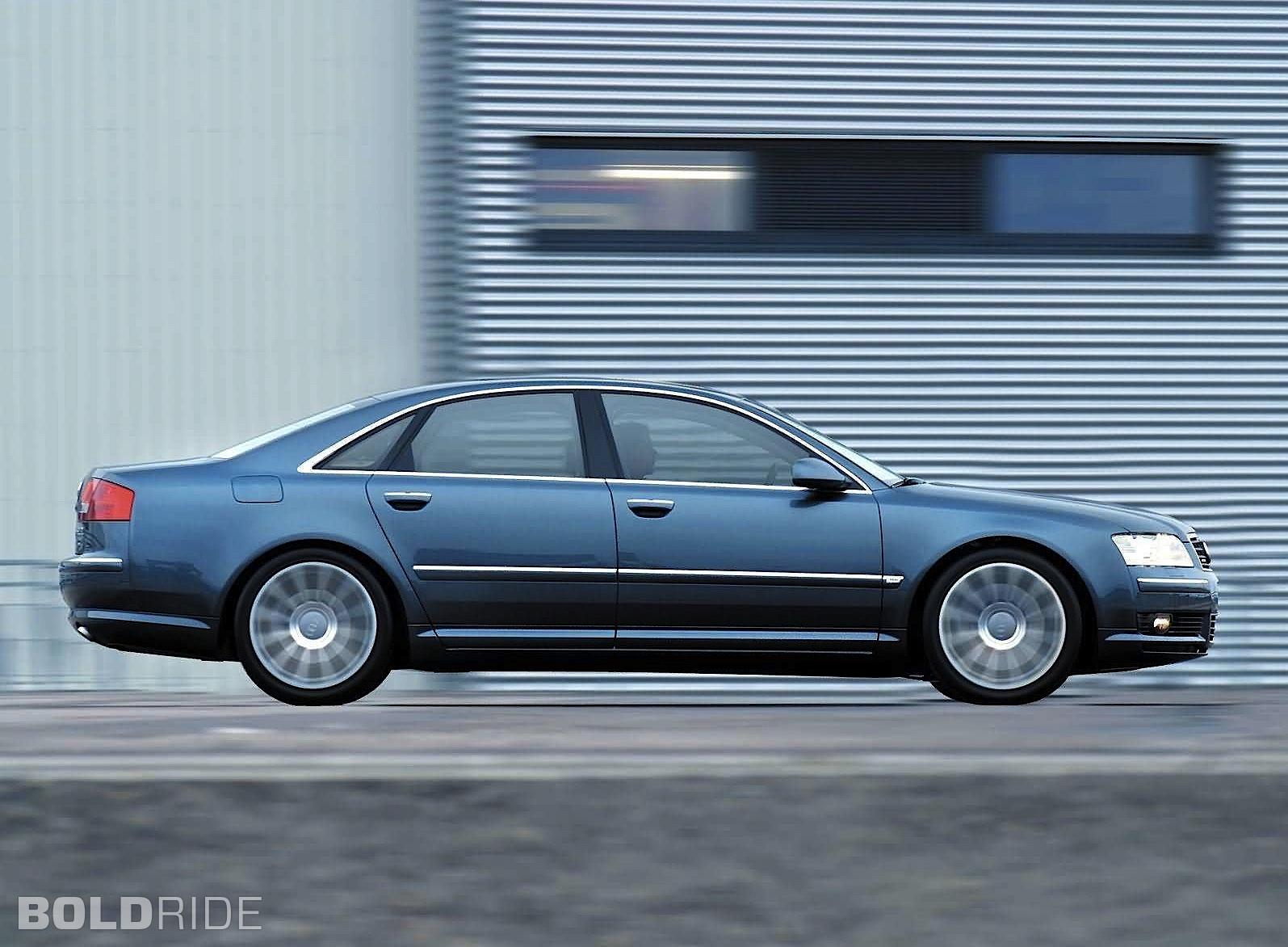 2003 Audi A8 Image 20