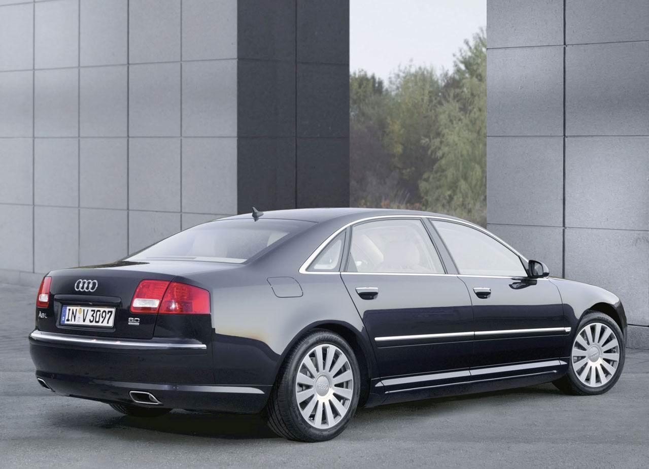 2003 Audi A8 Image 17