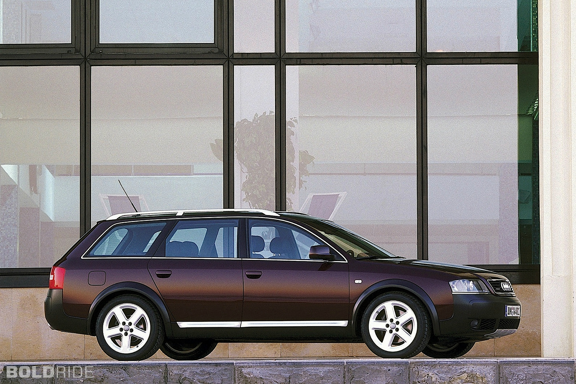 2003 audi allroad quattro information and photos zombiedrive. Black Bedroom Furniture Sets. Home Design Ideas