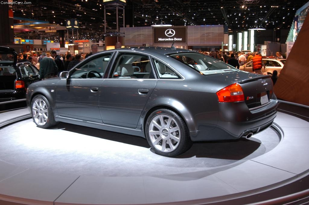 2003 Audi Rs 6 Image 12