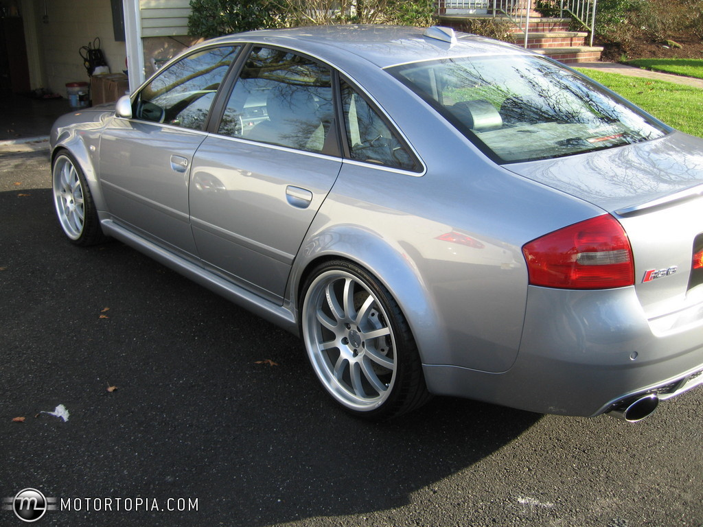 2003 Audi Rs 6 Image 14
