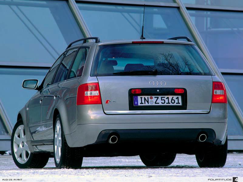 2003 Audi S6 Image 15
