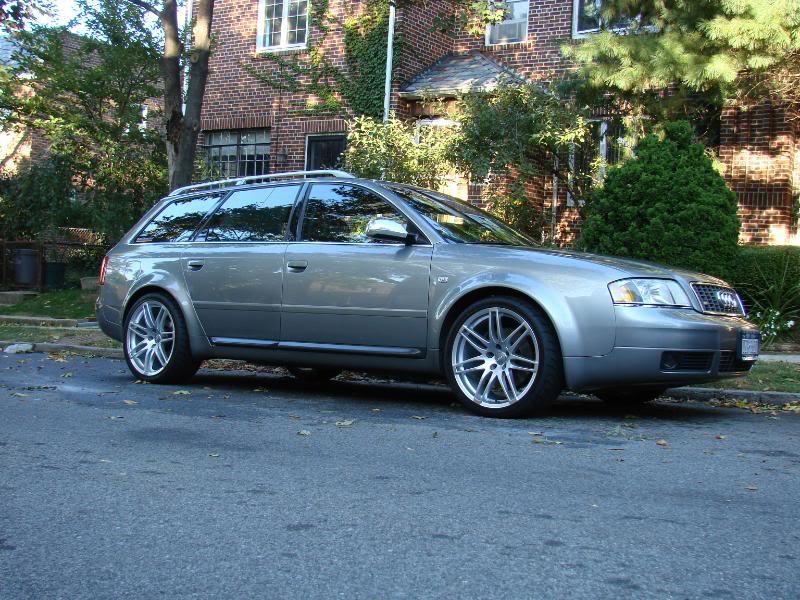 2003 Audi S6 Image 17