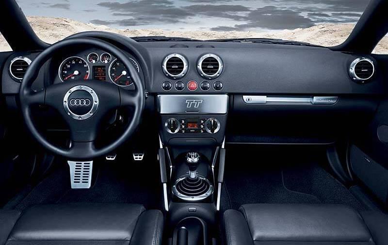 2003 Audi Tt Image 20