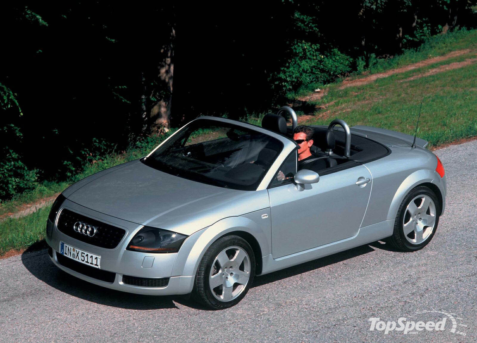 2003 audi tt image 25. Black Bedroom Furniture Sets. Home Design Ideas