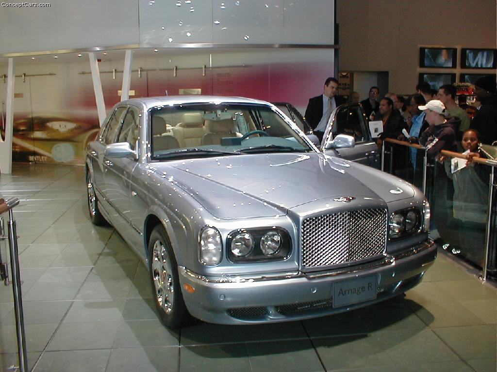 2003 Bentley Azure #18