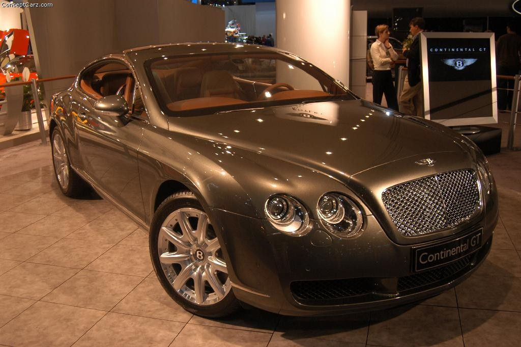 Bentley Continental #16