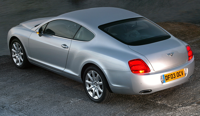 Bentley Continental #15