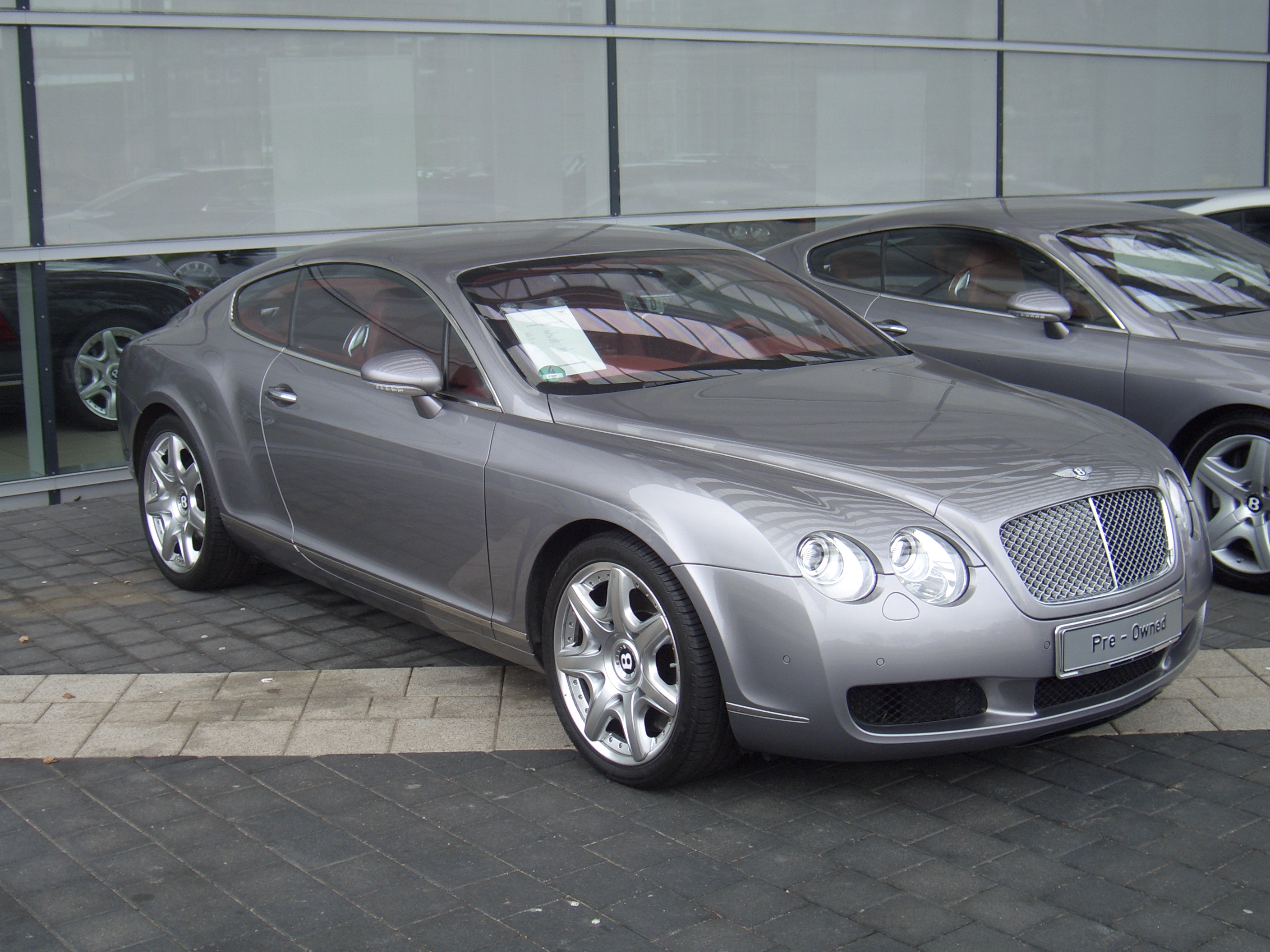 Bentley Continental #10