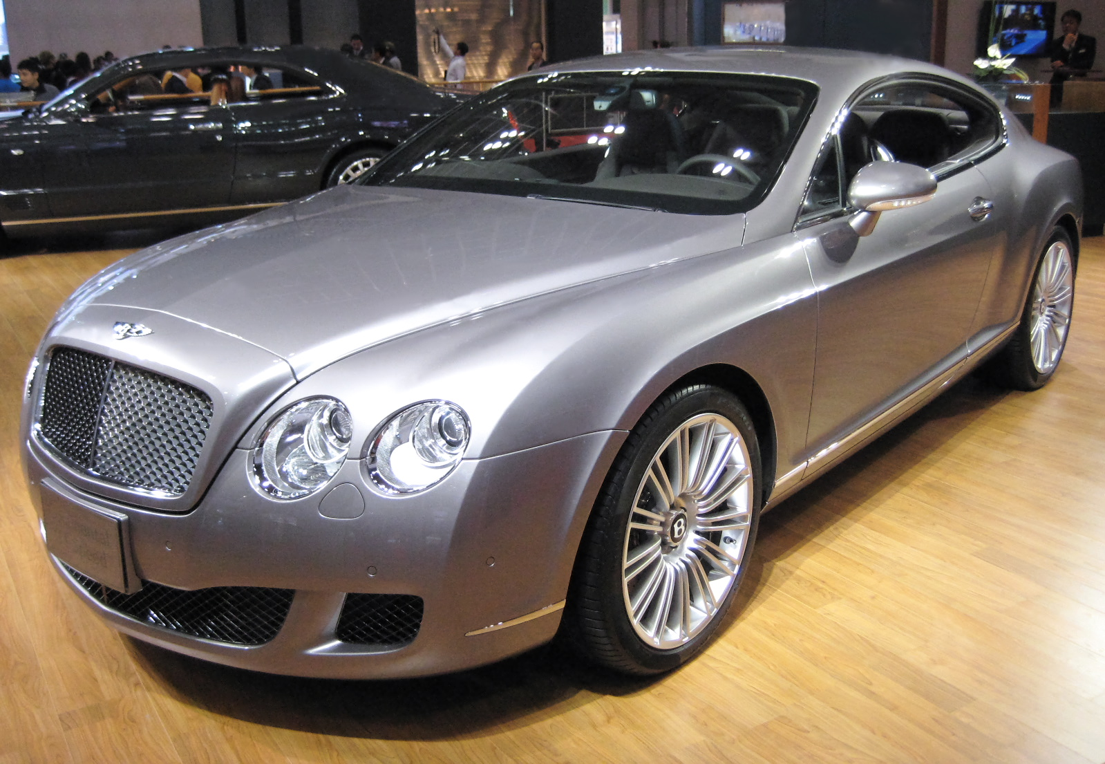 Bentley Continental #14