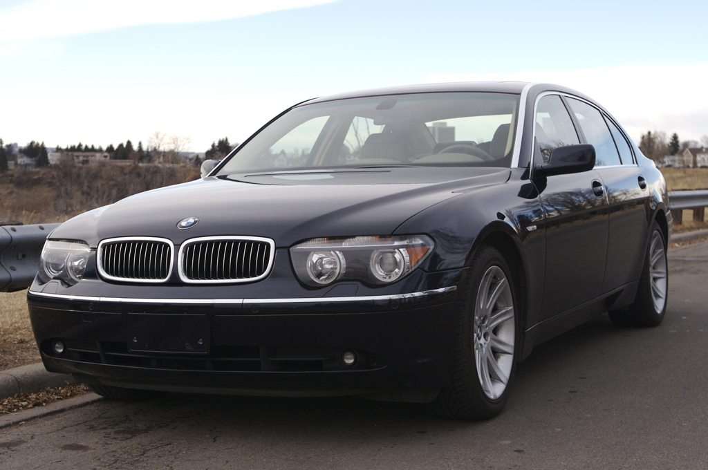 2003 BMW 7 Series  Information and photos  ZombieDrive