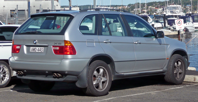 2003 BMW X5 #15 BMW X5 #15