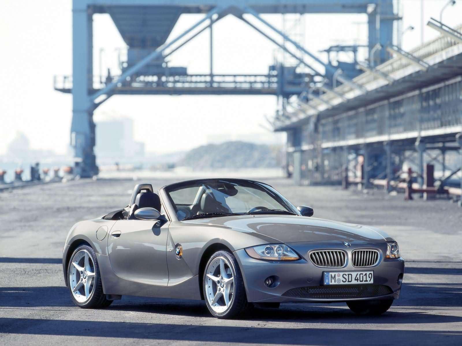 2003 Bmw Z4 Image 3