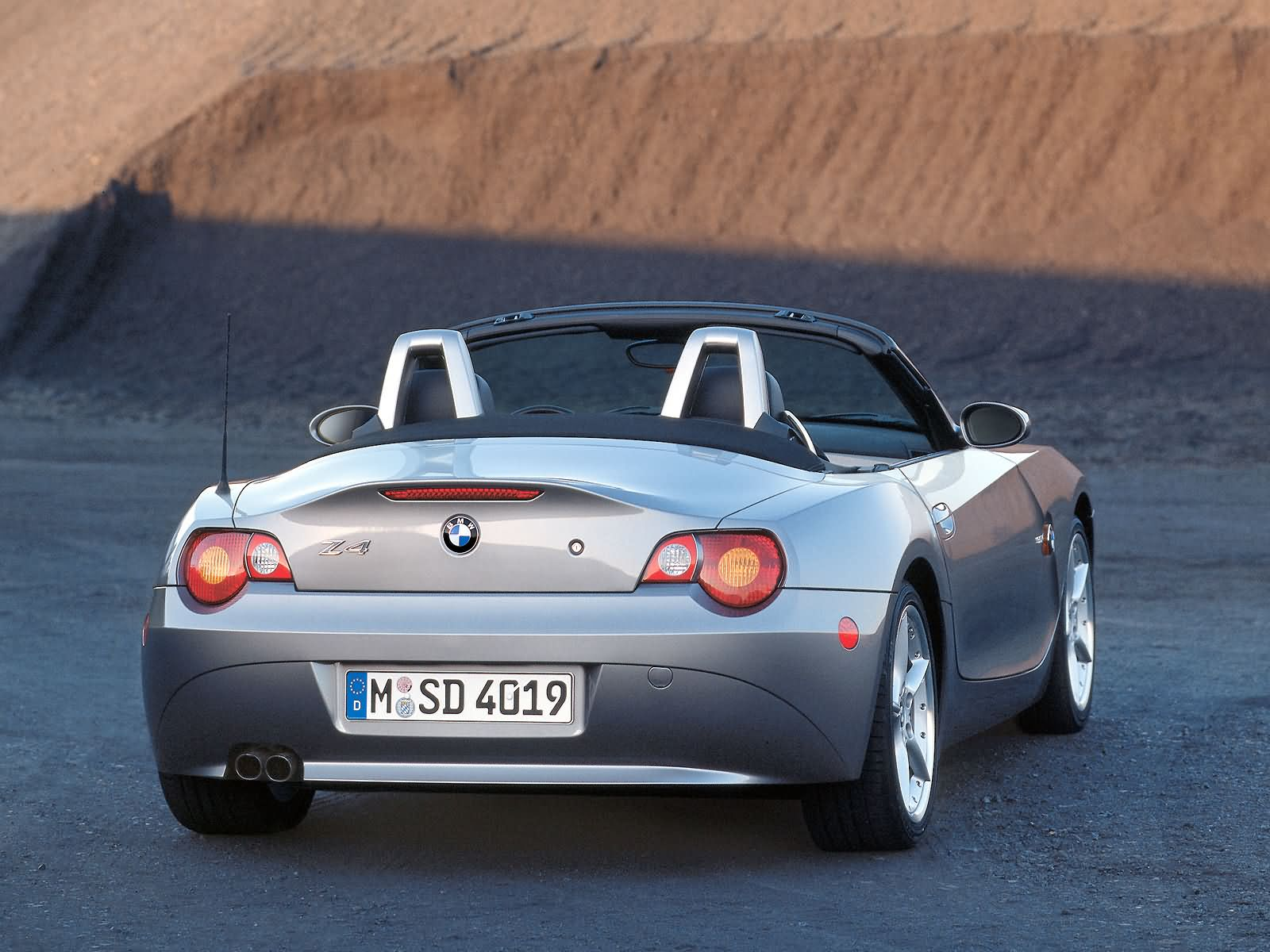 2003 Bmw Z4 Information And Photos Zombiedrive