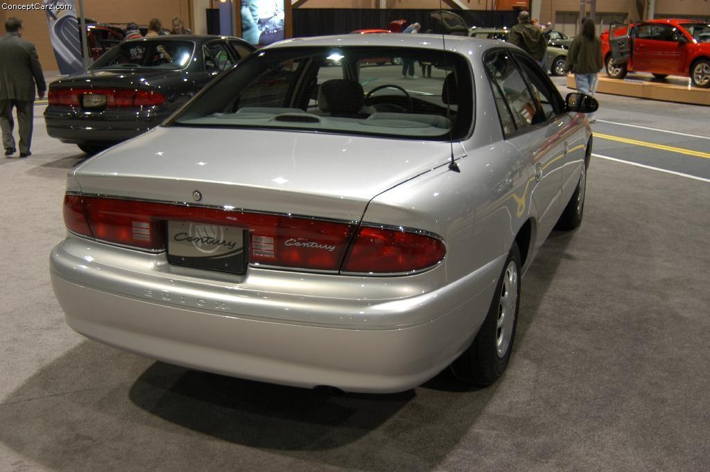 2003 Buick Century Image 3