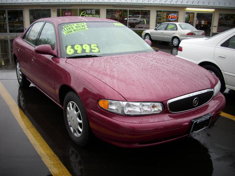 2003 Buick Century Image 6