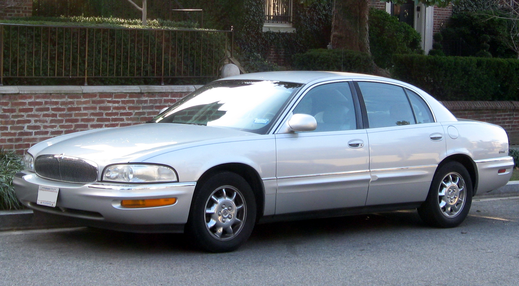 1997 Buick Park Avenue White 200 Interior And Exterior