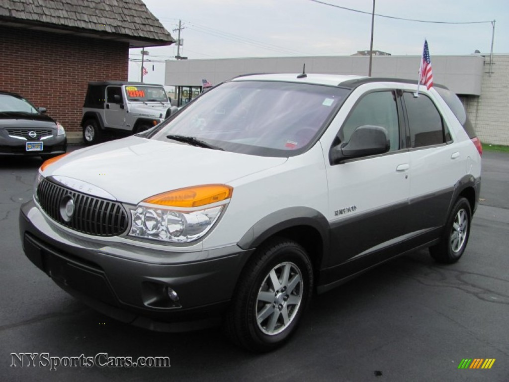 Buick >> 2003 BUICK RENDEZVOUS - Image #7