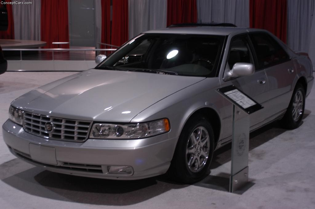 2003 Cadillac Seville - Information and photos - ZombieDrive