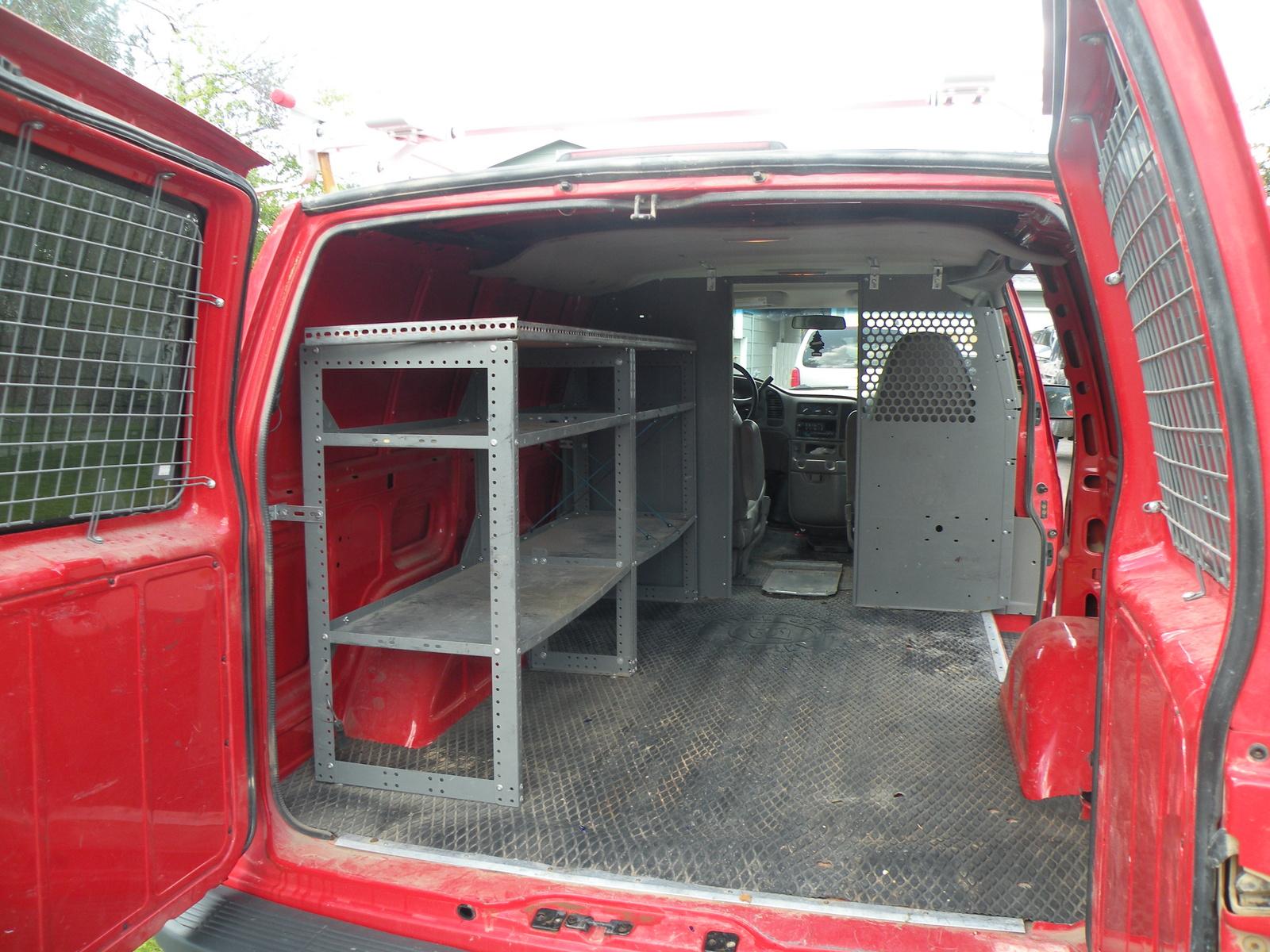 2003 Chevrolet Astro Cargo Image 10