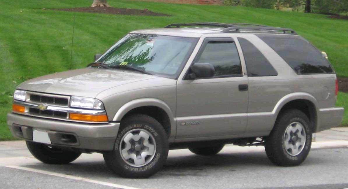 2003 Chevrolet Blazer - Information and photos - ZombieDrive on 99 polaris xplorer wiring diagram, 99 polaris magnum 500 wiring diagram, 99 polaris scrambler wiring diagram, 99 yamaha big bear 350 wiring diagram,