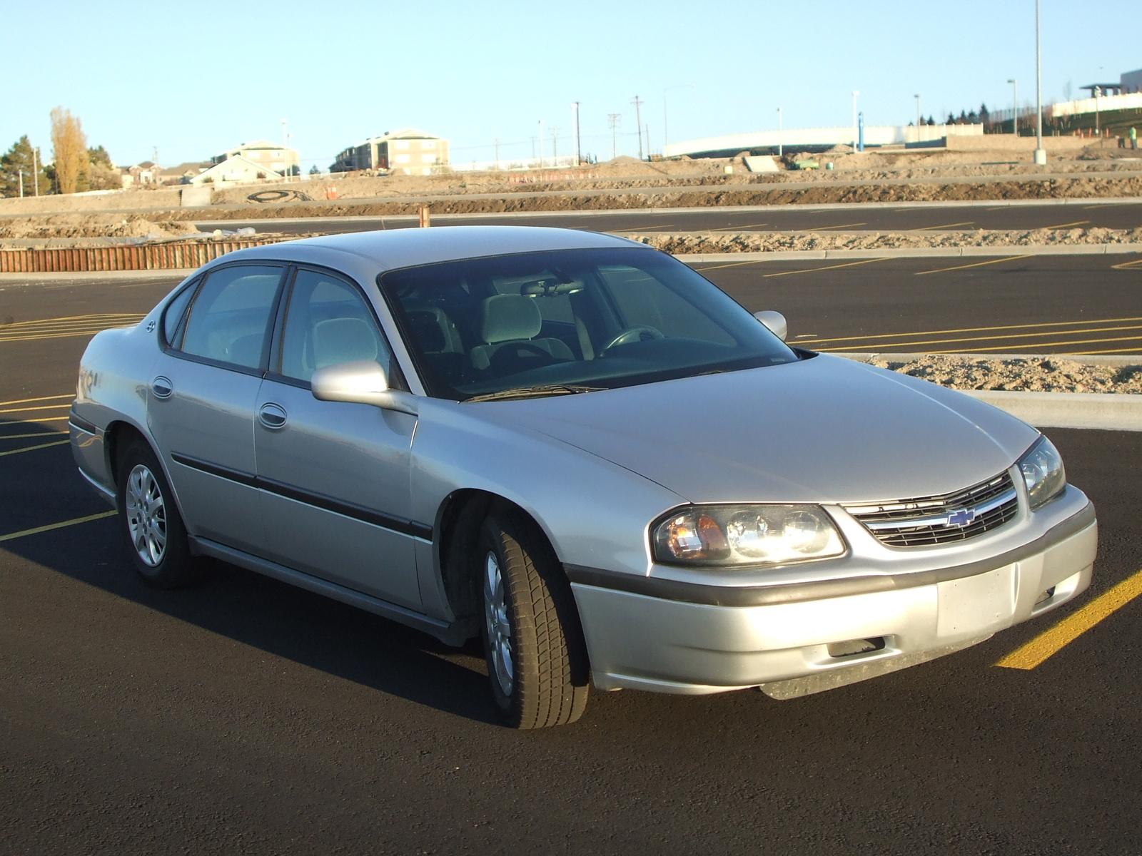 2003 chevrolet impala 1 chevrolet impala 1
