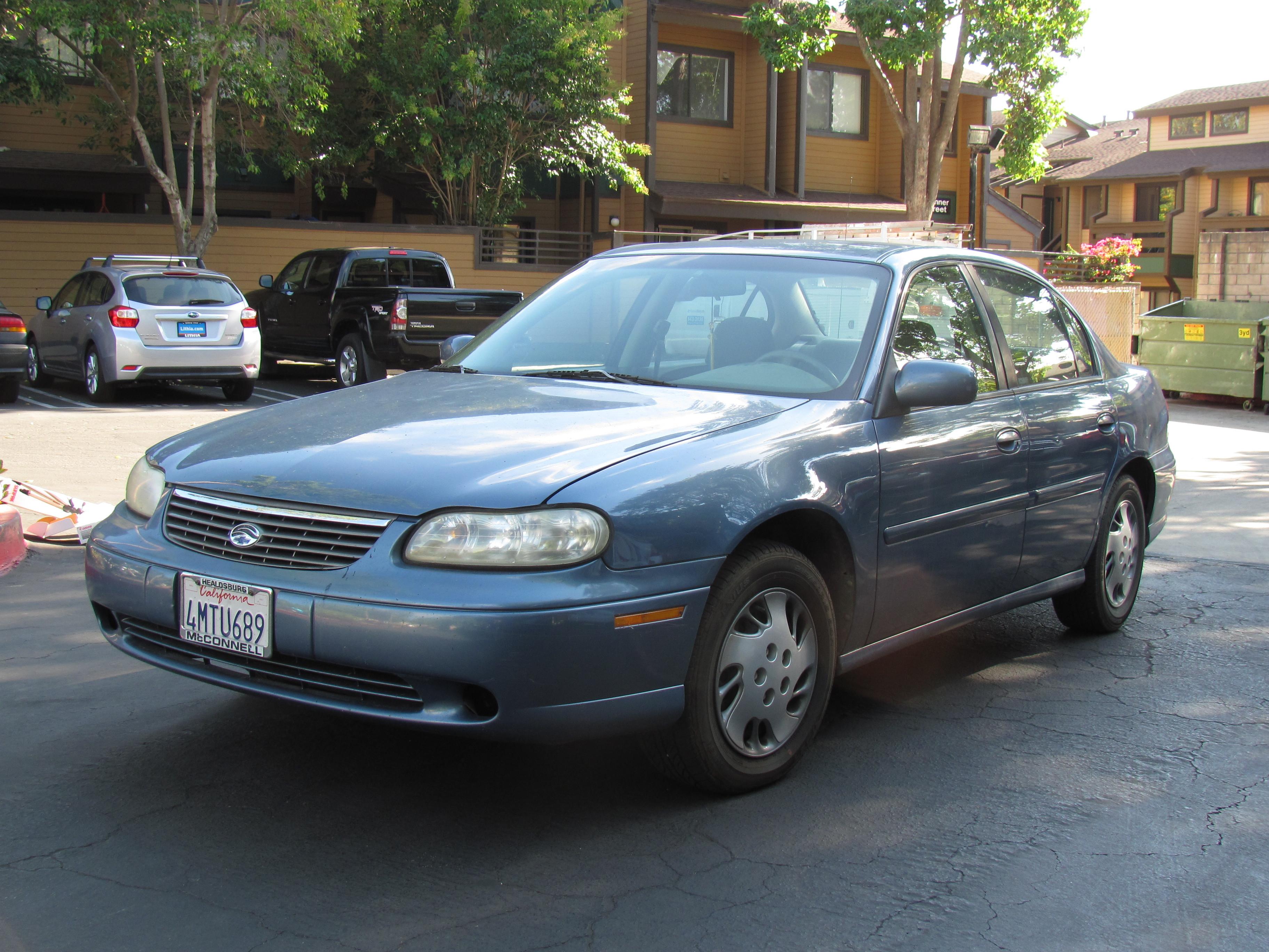 2003 Chevrolet Malibu 15