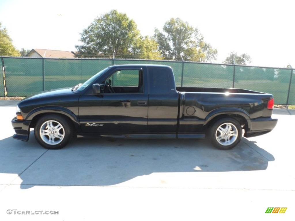 2003 chevrolet s 10 information and photos zombiedrive. Black Bedroom Furniture Sets. Home Design Ideas